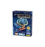 Thames and Kosmos Tightrope-Walking Gyrobot