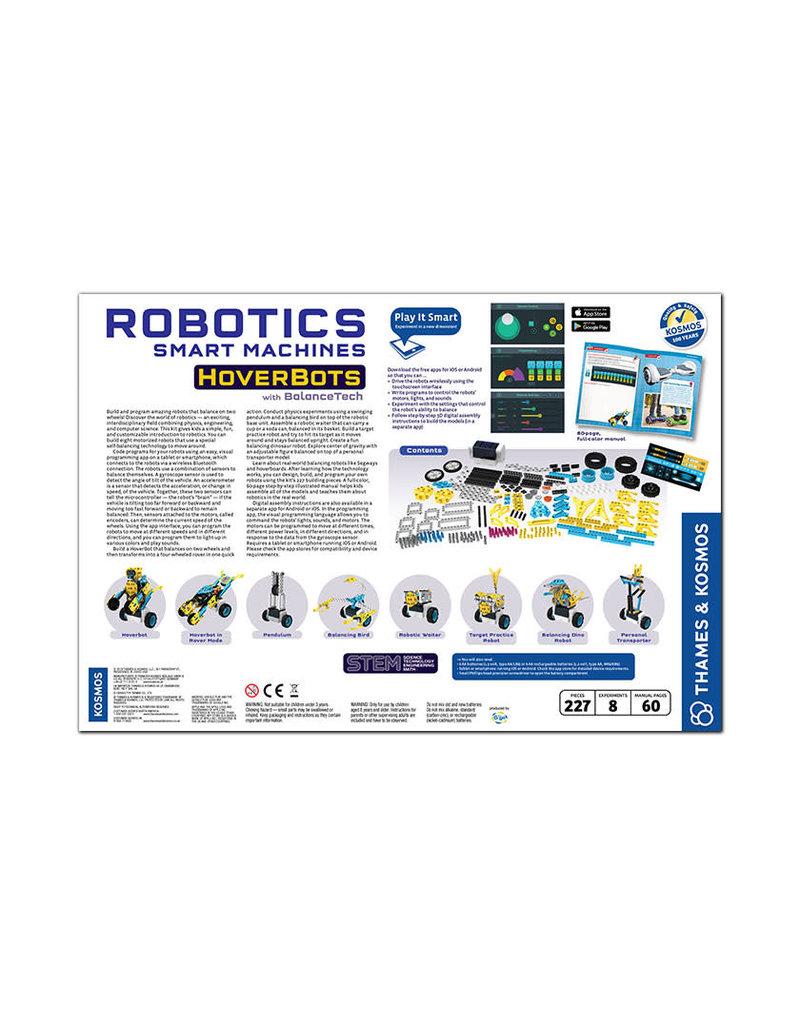 Thames and Kosmos Robotics: Smart Machines - HoverBots