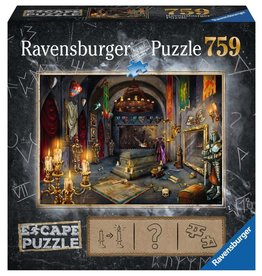 Ravensburger Escape Puzzle - Vampire's Castle 759 pc