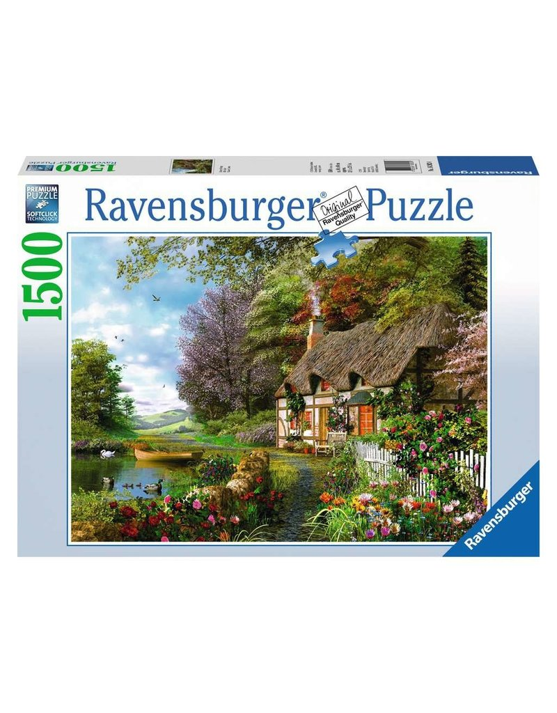 Ravensburger Country Cottage 1500 pc