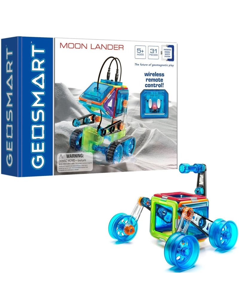 Smart Toys and Games GeoSmart Moon Lander