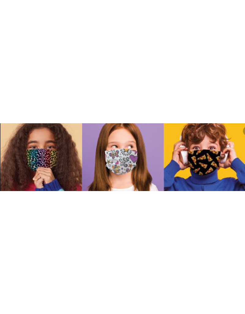 DM Merchandising Kids Face Mask