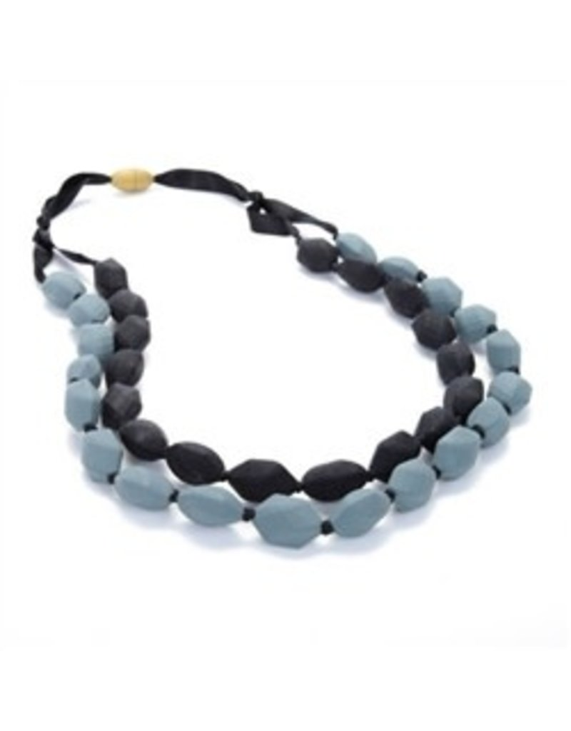 Chew Beads Astor Necklace Black