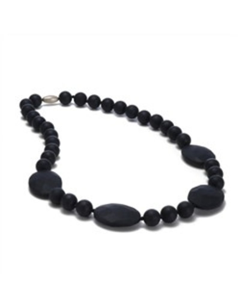 Chew Beads Perry Necklace - Black