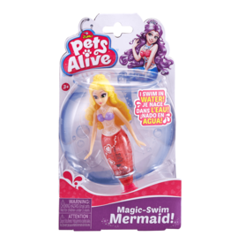 ZURU Mermaids Pets Alive (assorted colors)