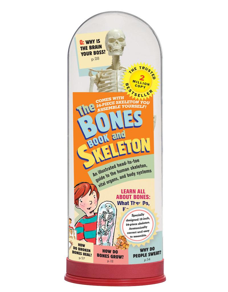 Workman Pub Bones Book & Skeleton