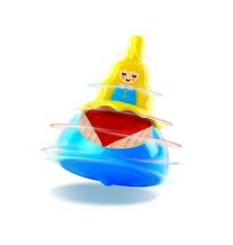 Hape Princess Spinning Top