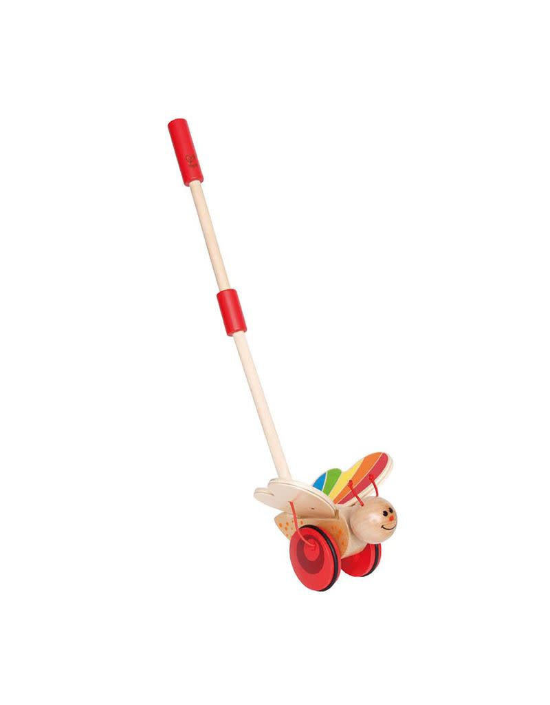 Hape Butterfly Push Toy