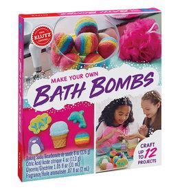 Klutz MYO Bath Bombs