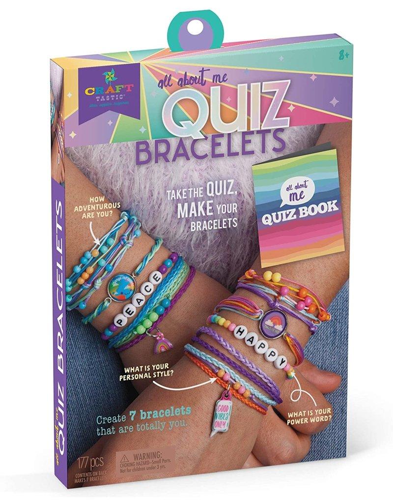 Ann Williams Craft-tastic Quiz Bracelets