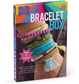 Ann Williams Craft-tastic Bracelet Box - Jewel