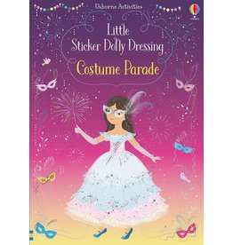 Usborne Little Sticker Costume Parade