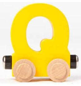 Maple Landmark Name Train - Q
