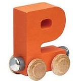 Maple Landmark Name Train - P