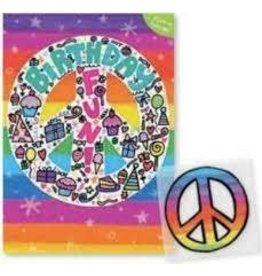 Peaceable Kingdom Peace Tattoo BD