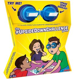 Hog Wild Upside Down Challenge