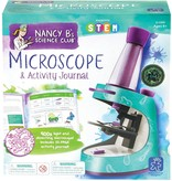 Educational Insights Nancy B's Microscope and Activity Journal