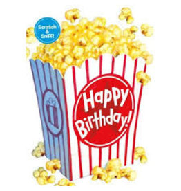 Peaceable Kingdom Pop Corn Card SS
