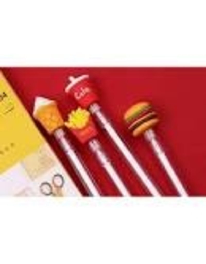 BC USA Fast Food Gel Pen