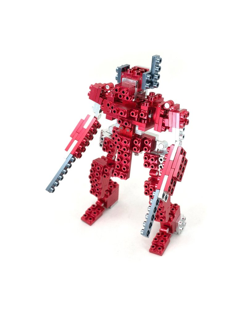 Metomics Sparrow Ruby Red 3 in 1, 290 pc