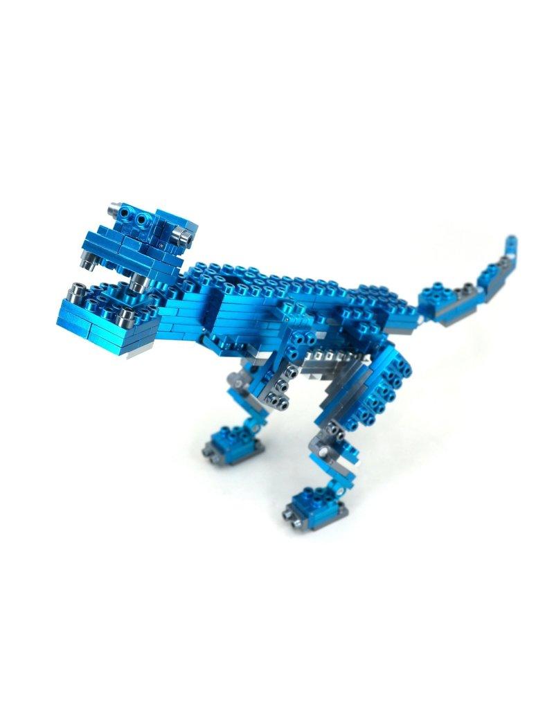 Metomics Mecha Azure Blue 3 in 1, 290 pc