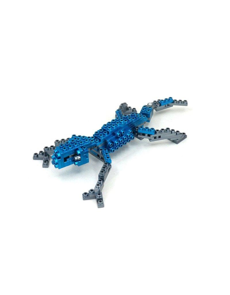 Metomics Azure Blue 3 in 1 Butterfly, 150 pc
