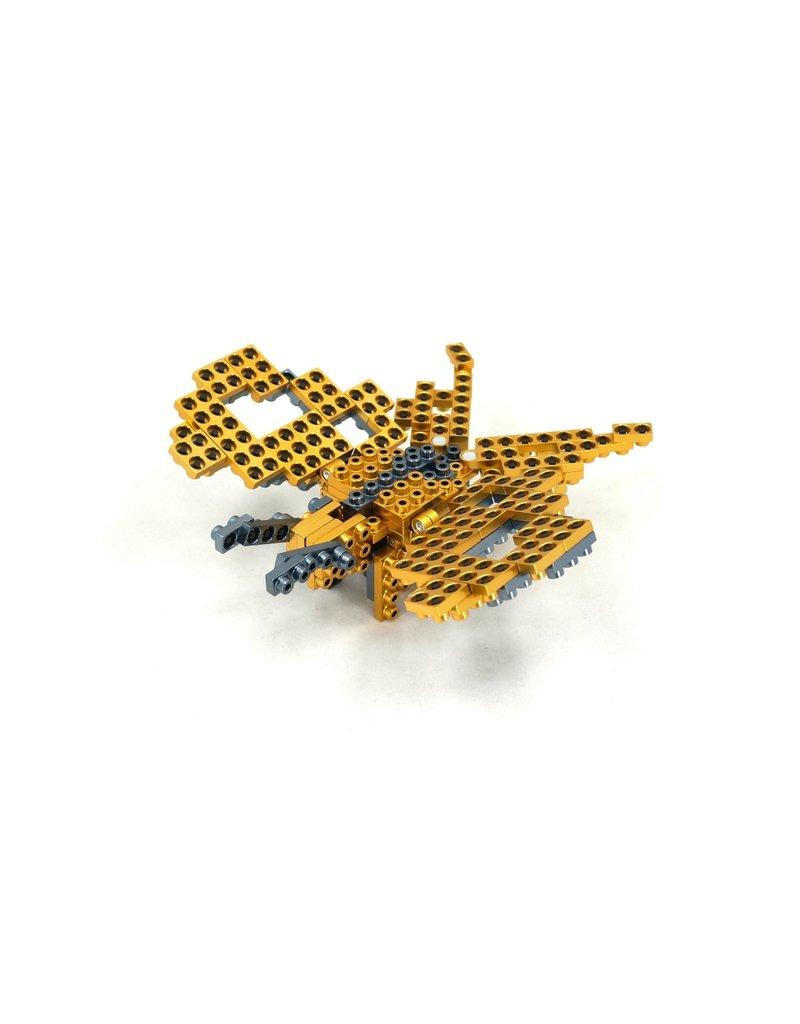 Metomics Aztec Gold 3 in 1 Deer, 150 pc
