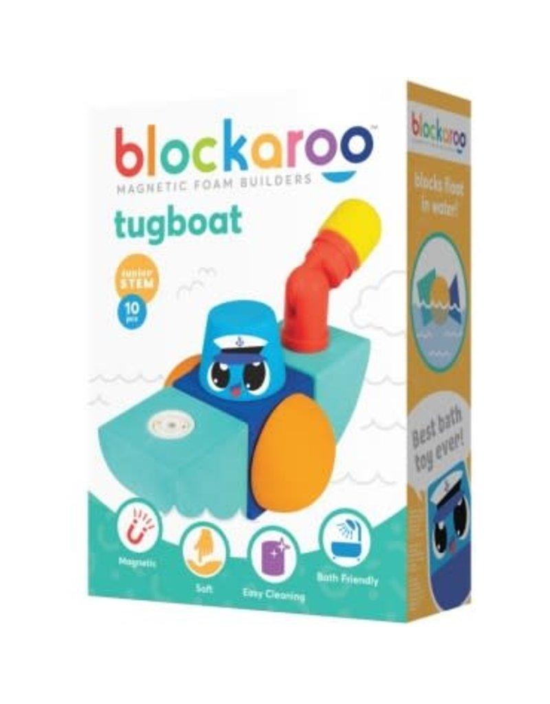 blockaroo blockaroo Tugboat