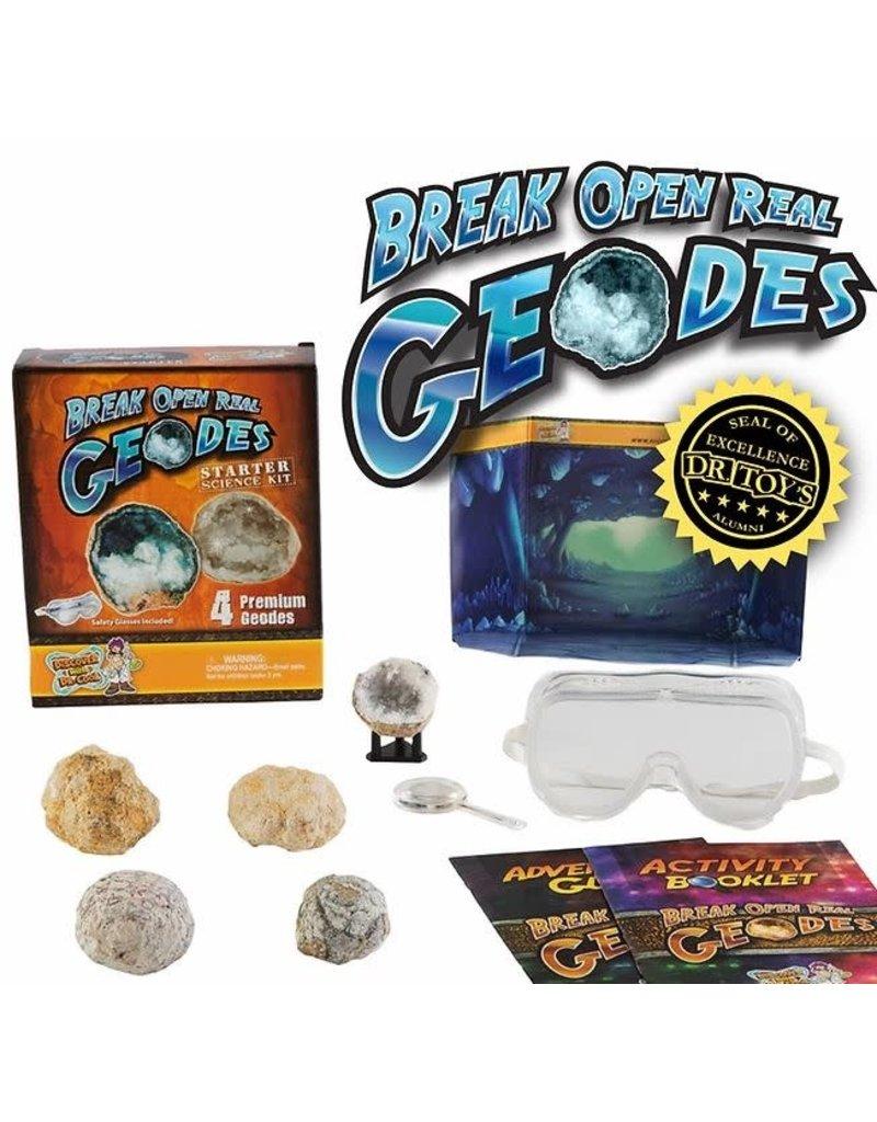 Dr Cool Starter Geode-4pcs