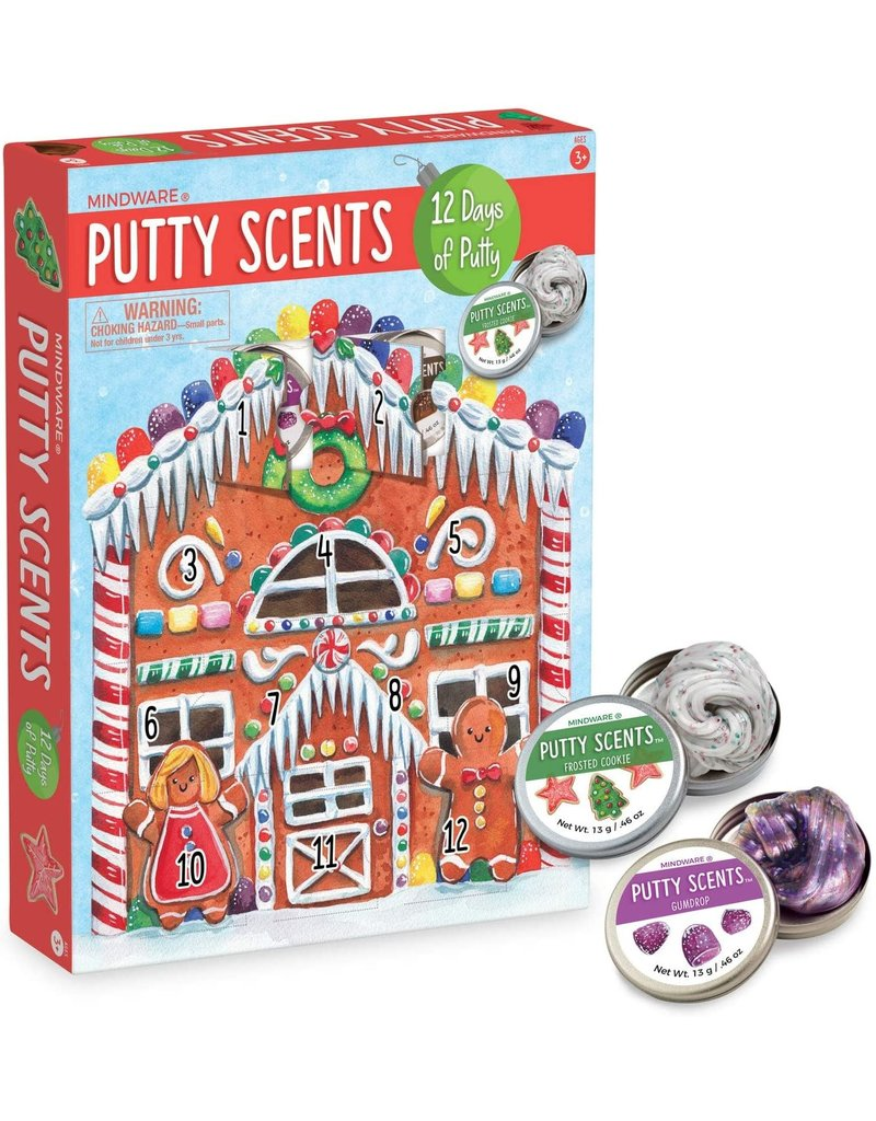 Mindware 12 Days of Putty Scents