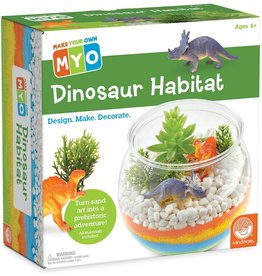 Mindware MYO Dinosaur Habitat
