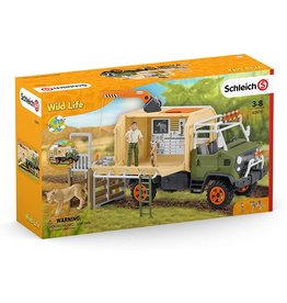 Schleich Big Truck Animal Rescue