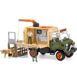 Schleich Big Truck Animal Rescue