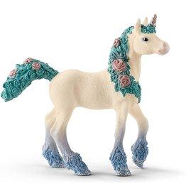 Schleich Flower unicorn foal