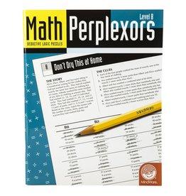 Mindware Math Perplexors - Level B