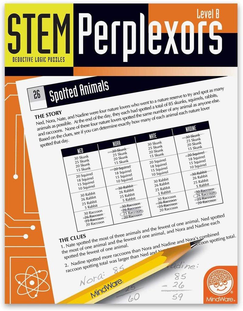 Mindware STEM Perplexors-Level B