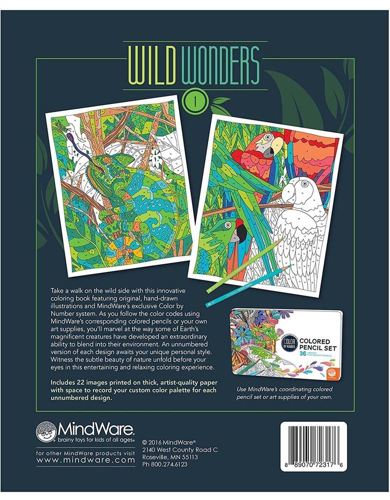 Mindware CBN Wild Wonders Book 1