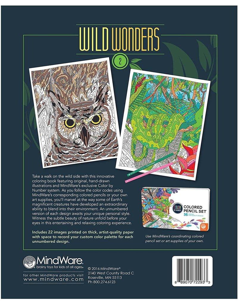 Mindware CBN Wild Wonders Book 2