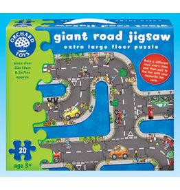 Original Toy Giant Road Jigsaw