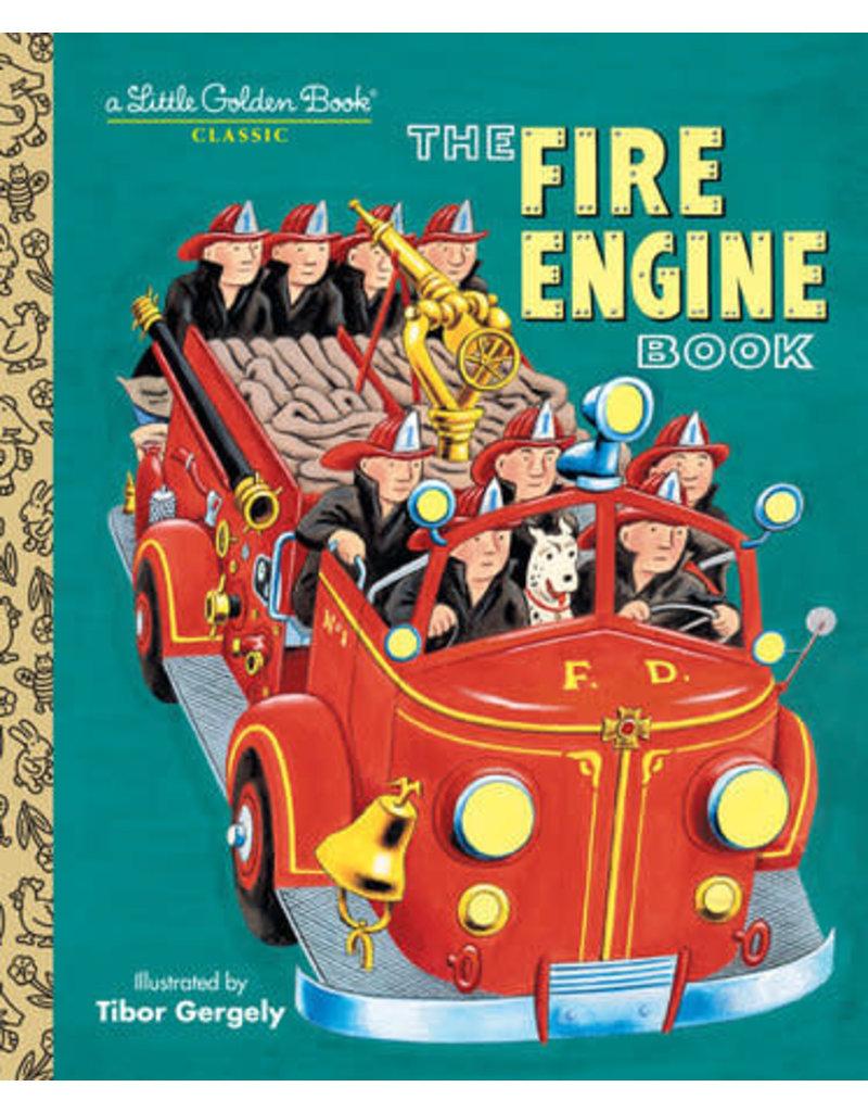 Random House The Fire Engine Book