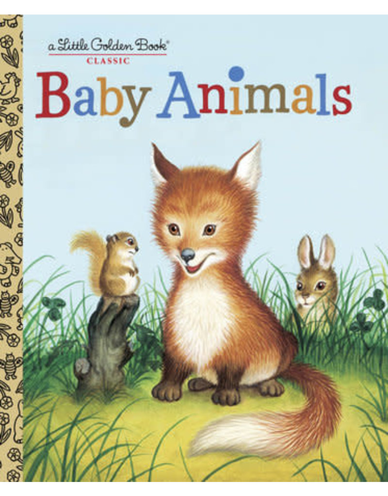 Random House LGB Baby Animals
