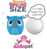 My Audio Life My Audio Pet Blue Owl
