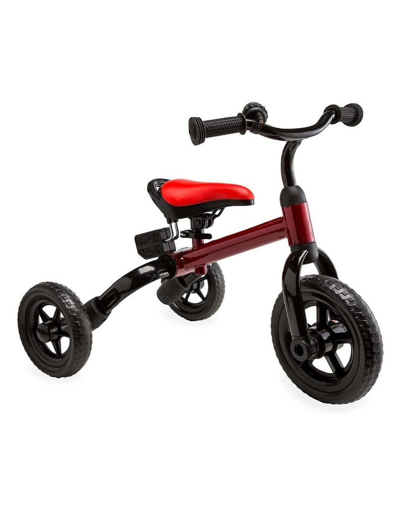 HearthSong 2-in-1 Folding Tricycle/Balance Bike