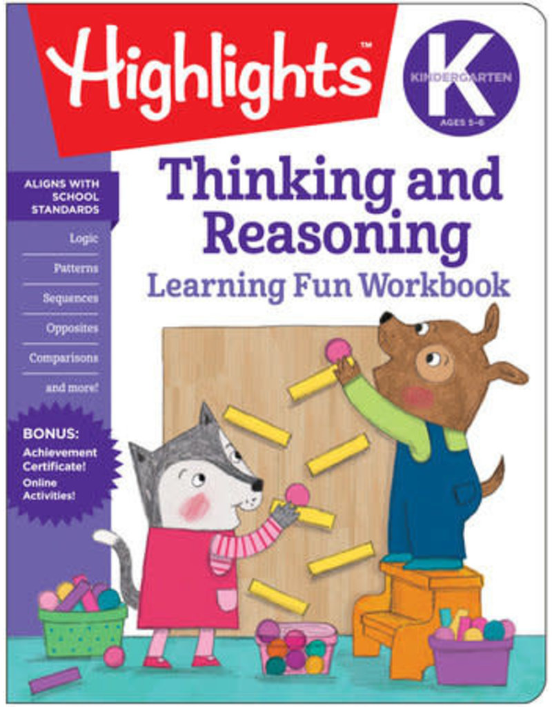 Highlights Highlights K Thinking and Reasoning