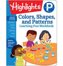 Highlights Highlights Preschool Colors, Shapes Patterns