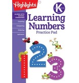 Highlights Highlights K Learning Numbers