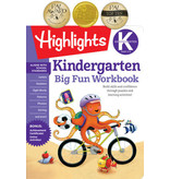 Highlights K Big Fun Workbook