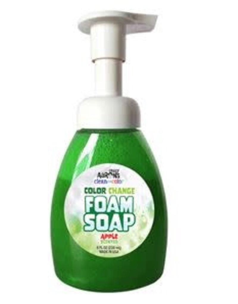 Crazy Aaron Apple Color Change Foam Soap