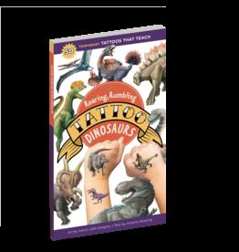 Workman Pub Roaring, Rumbling Tattoo Dinosaurs