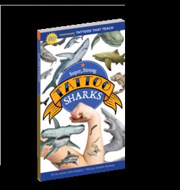 Workman Pub Super, Strong Tattoo Sharks